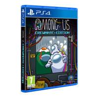 PS4 Among Us Crewmate Edition