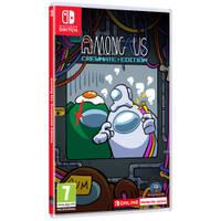 Nintendo Switch Among Us Crewmate Edition