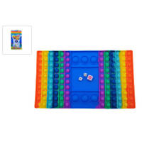 Plop Up! Rainbow Fidget The Dice Game