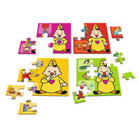 BUMBA : PUZZEL 4 IN 1