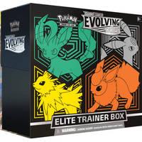 Pokémon TCG Elite Trainer Box A