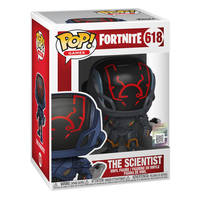 POP! GAMES: FORTNITE - THE SCIENTIST