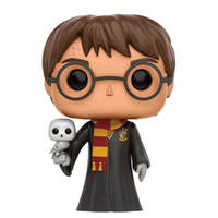 POP! HARRY POTTER - HARRY WITH HEDWIG LE