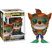 Funko Pop! figuur Crash Bandicoot with Scuba Gear