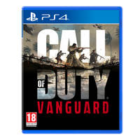 PS4 Call of Duty: Vanguard