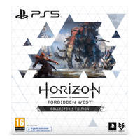 PS4 & PS5 Horizon II: Forbidden West Collector's Edition