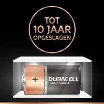 Duracell Plus Power C alkalinebatterijen - 2 stuks