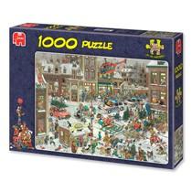 - Jan van Haasteren Puzzel 1000 Stuks Kerstpuzzel -
