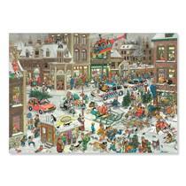 - Jan van Haasteren Puzzel 1000 Stuks Kerstpuzzel --