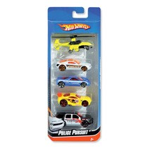 - Hot Wheels 5 Pack Auto