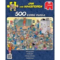 - 500 Stuks Puzzel Jan Van Haasteren Vang de Muis