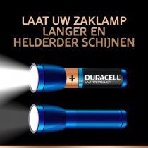 Duracell Ultrapower AAA alkalinebatterijen - 4 stuks