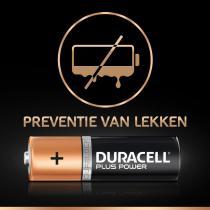 Duracell Plus Power AA alkalinebatterijen - 8 stuks