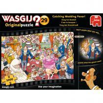 WASGIJ ORIGINAL 29 GOOI HET BOEKET 1000