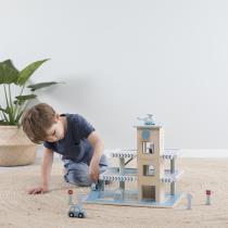 Little Dutch houten speelgarage